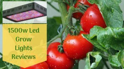 1500w led grow lights