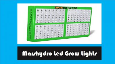 Marshydro LED Grow Lights