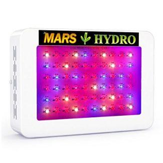 Mars Hydro 300W LED Grow Light Review