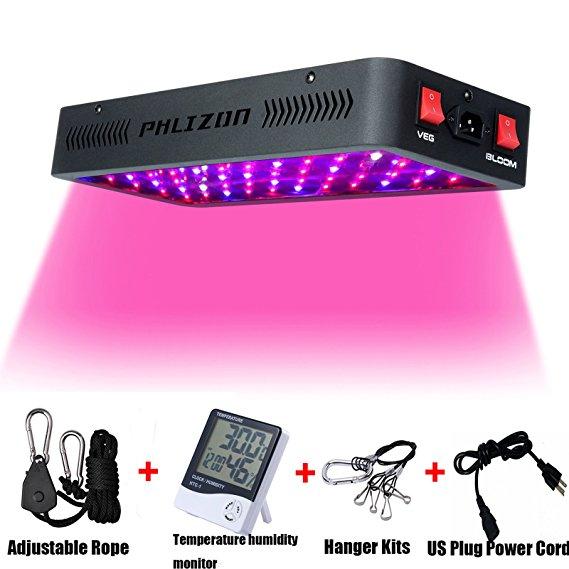 best LED grow light for 3×3 tent