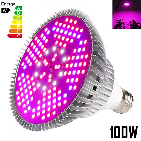 ener eco 100w led grow light