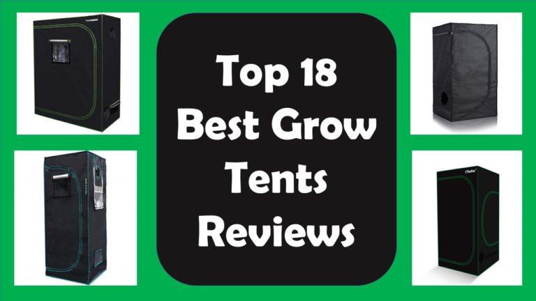 best grow tents