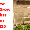 new led grow lights for 2020